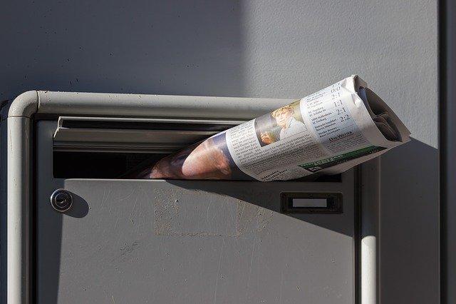 折込チラシでフランチャイズを広告宣伝