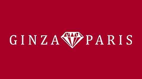 銀座PARISのロゴ画像